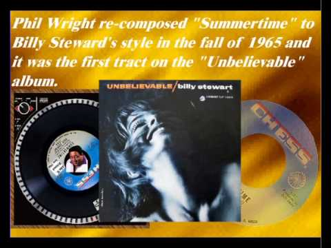 Summertime - Billy Stewart (June 1966)