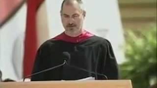 スティーブ・ジョブズ 卒業式スピーチ全文(日本語・英語字幕) スタンフォード大学 Stay Hungry, Stay Foolish.  by Steve Jobs thumbnail