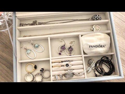 My Stackers Jewelry Box Pandora Collection Storage Youtube
