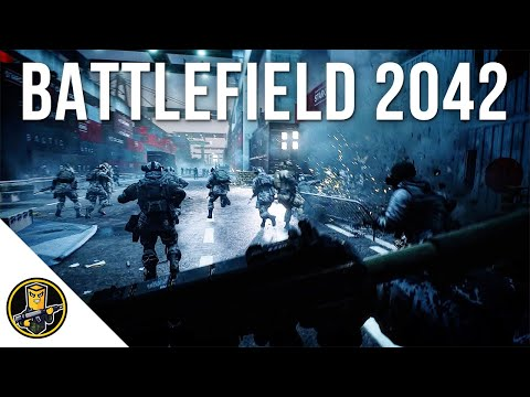 We Need to Talk about Battlefield 2042...