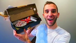 AMAZING CARE PACKAGE OPENING! (Opening Viewer Mail!)