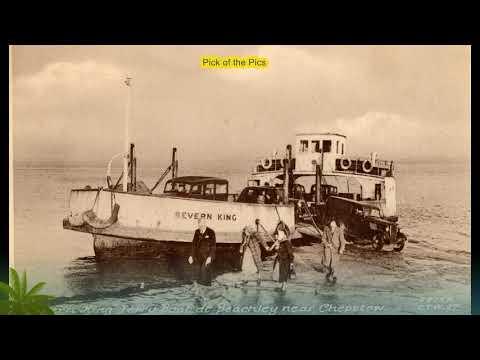 Slideshow of Coastal Shipping Vessels Part 2 - Docks, Harbours etc