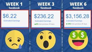 Top 5 Ways To Make Money On Facebook