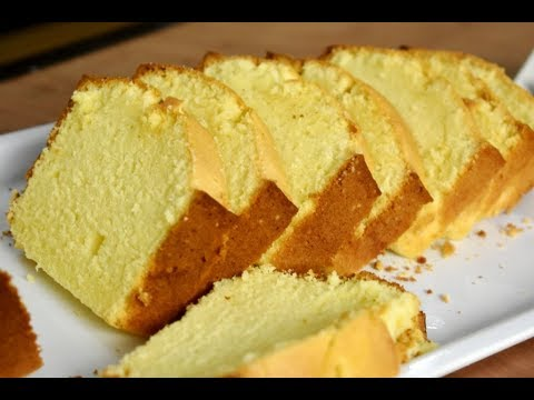 Tea Cake Recipe | Basic Sponge Cake Recipe | Vanilla Cake Recipe