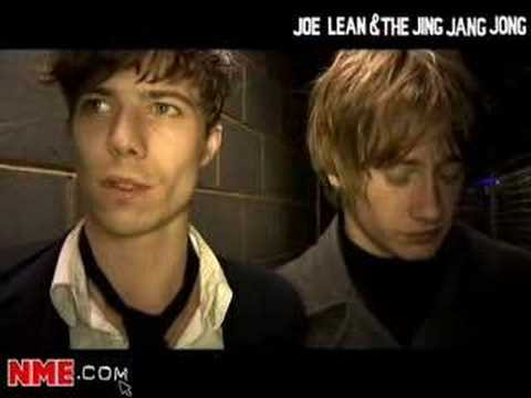 NME Video: Joe Lean & The Jing Jang Jong