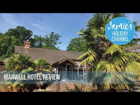 Marwell Hotel Tour & Review | Hampshire | England