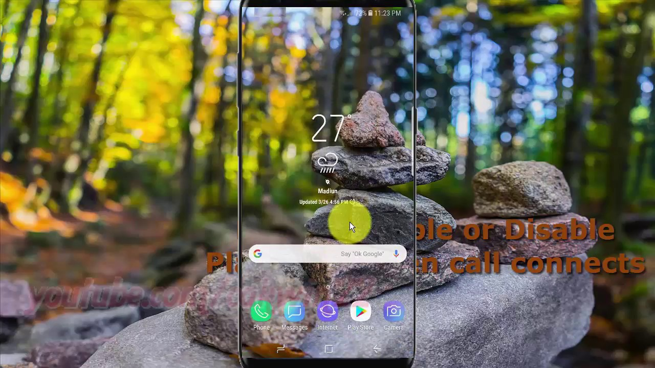 how to enable voice search samsung galaxy s9