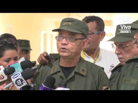 """Inauguran el Policlínico Militar """"Alejandro Dávila Bolaños"""""""