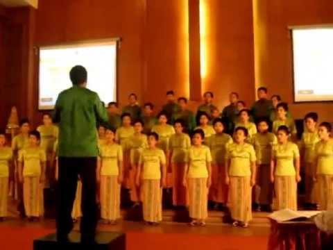 [Pesparawi IMT] Hymne 100 tahun Injil Masuk Toraja - Ps. Gereja Toraja Jemaat Galaxi