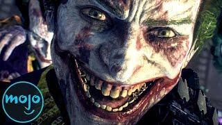 Top 10 Scariest Joker Moments