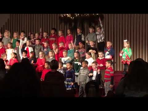Gray Road Christian School - PreK 4 Christmas Program