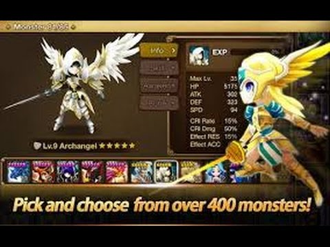 Summoners War Game Play FR n6