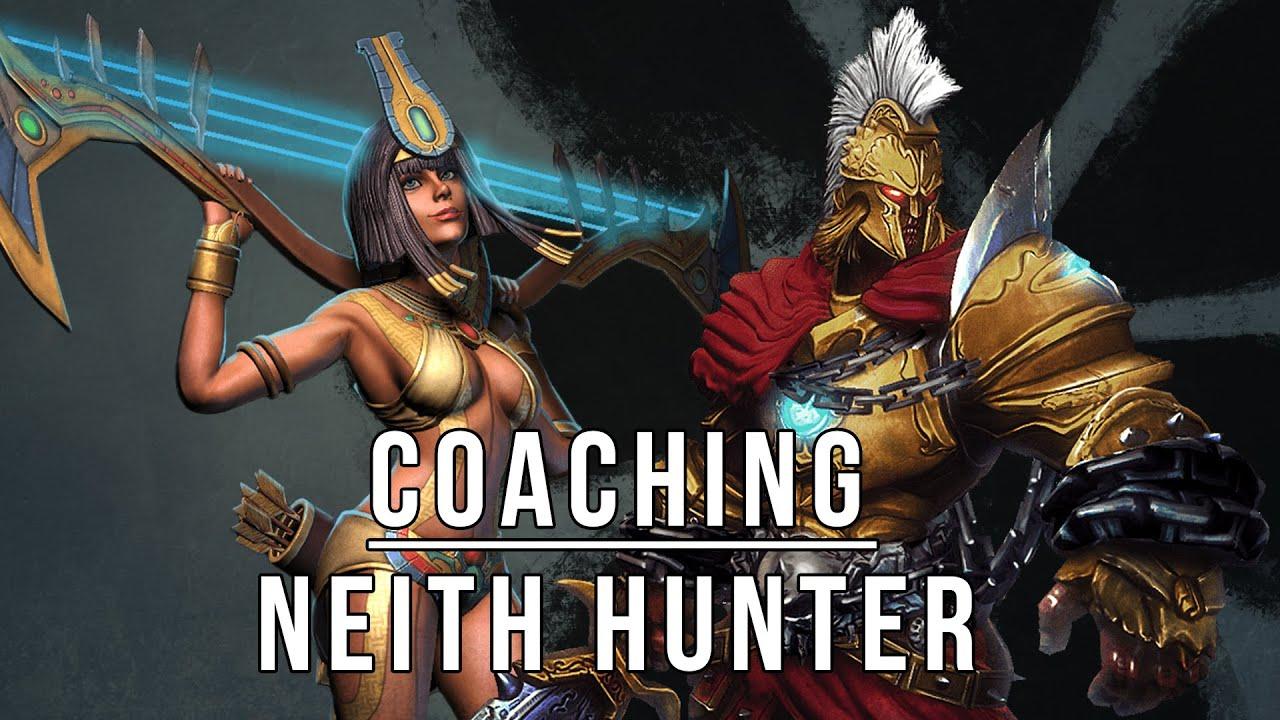 Neith Hunter