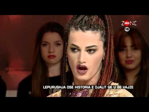 Zone e lire - Lepurushja ose historia e djalit qe u be vajze! (06 maj 2016)