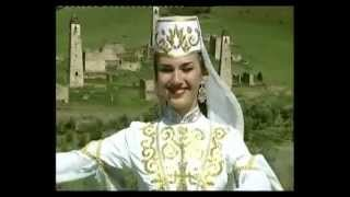 Dance of the Bride & Groom - a traditional Ingush dance from the film Melodies of the Mountains
