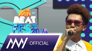 minh xu - hoa nang  yan beatfest 2015