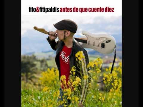 Fito & Fitipaldis – Antes de que cuente diez Lyrics ...
