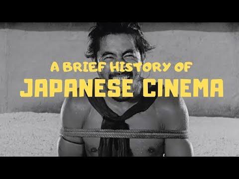 A Brief History of Japanese Cinema