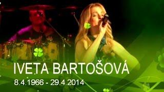 IVETA BARTOŠOVÁ - Sestřih největších hitů 1983-2013