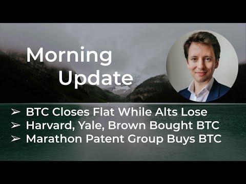 Daily Update – Macro + Crypto Markets – Jan 26th, 2021