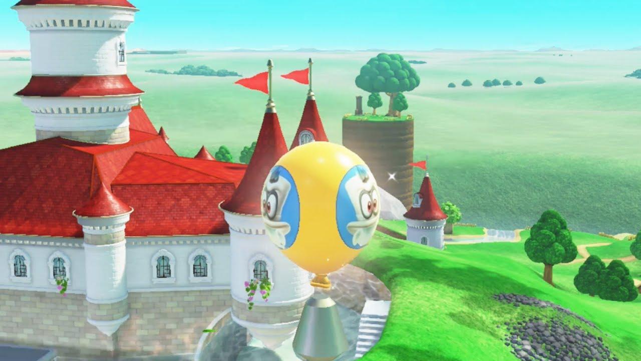 5 Great Hiding Spots For Luigi S Balloon World In Mushroom Kingdom