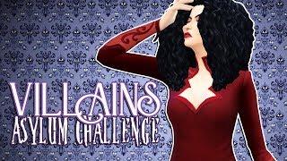 We Have a Familiar! | Part 3 | The Sims 4: The Asylum Challenge (Villains)