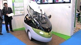 公道走行可能で「鉄道よりエコ」な超小型電動モビリティ #DigInfo thumbnail