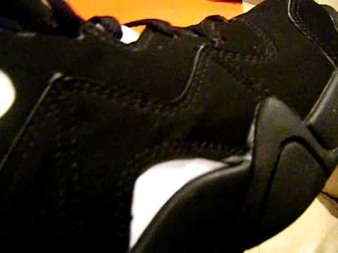 Nike Air Pound 1994 Original Black White DS NIB size 8.5 , video for ebay