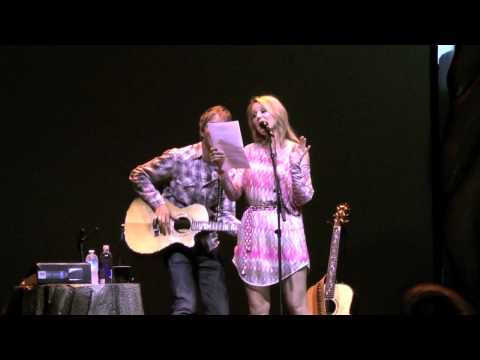Jewel wrote a song for Kansas City-here she is performing it!