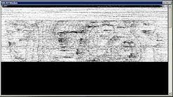 DDK3 Hamburg Meteo (Hamburg, Germany) - Slanted image - 7880 kHz (FAX)