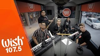 "Sandiwa performs ""Gunita"" LIVE on Wish 107.5 Bus"