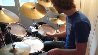 Rodney Holmes cowbell groove: slow - medium - fast - very fast