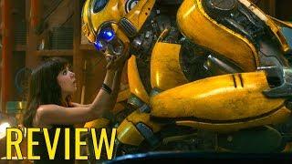 Bumblebee Movie Review (Non-Spoiler)