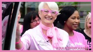 Jules' Pink Army - Pink Friday