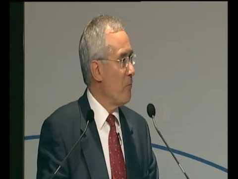 Lord Stern delivers Jacques de Larosière Lecture on climate change Part I