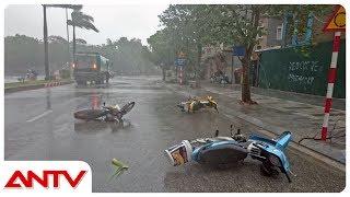 Bão số 4 đổ bộ vào tỉnh Thanh Hóa gây Mưa Dông lớn  Tin tức   Tin nóng mới nhất   ANTV