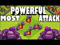 Gambar cover Clash of Clans - MOST POWERFUL ATTACK?