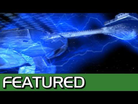 Star Trek TMP - Opening Klingon / V'ger Sequence BONUS Reel (2018 CGI Redux)