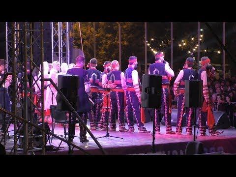 Yerevan,  21.10.18, Su, Video-2, (на рус.),  День города.  До Лебединого Озера.