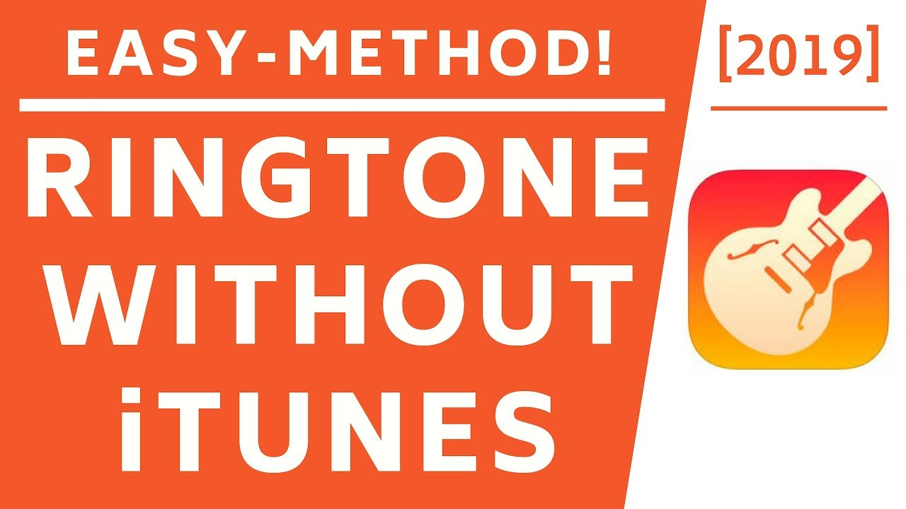 How to make a ringtone without itunes