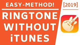 Make Ringtone for iPhone without iTunes! [Easy Method] [2019]