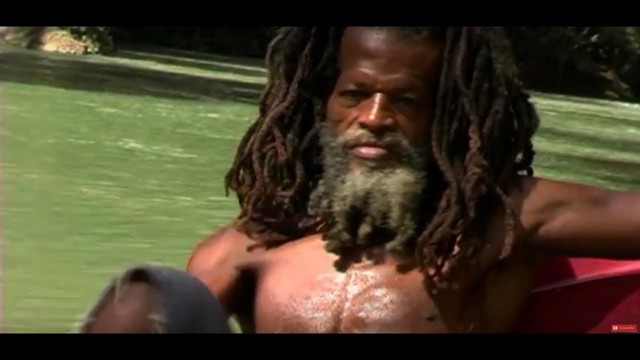 The True Jamaican Rasta Man