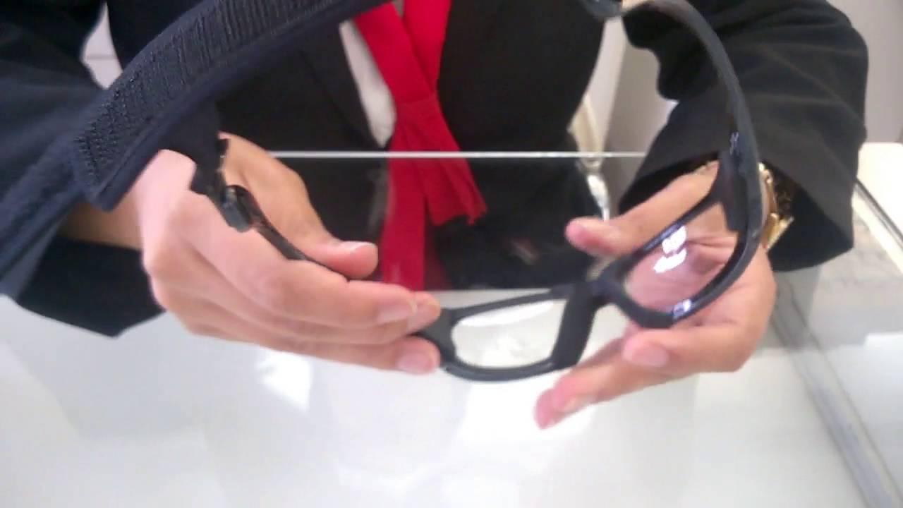 7581e0dacf769 Óculos Para jogar futebol Progear Com Grau! Esporte Visão