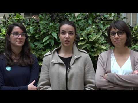 Cultivons l'humanisme - Interview de la team Montaigne sur le cénotaphe de Montaigne