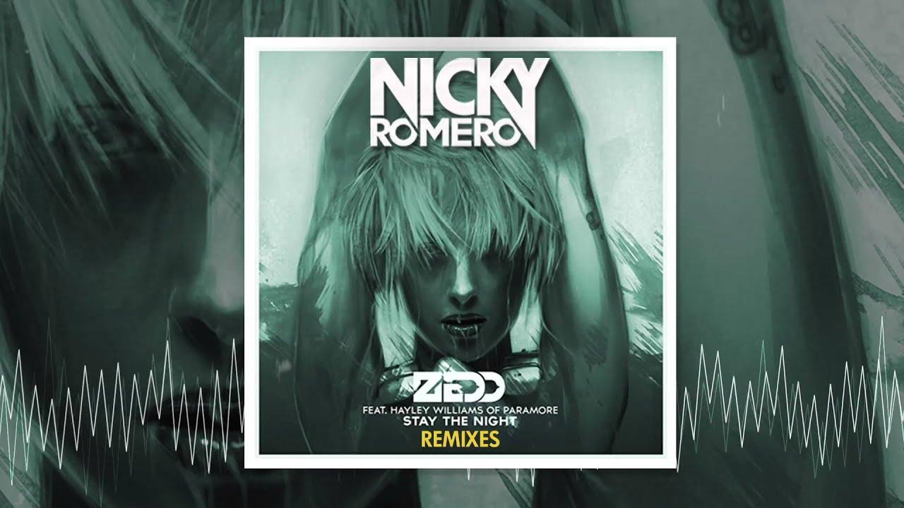 Zedd ft. Hayley Williams - Stay The Night (YOGI REMIX) by ...