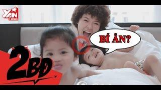 [2BĐ] Tiên Tiên lí giải bí ẩn về hai em bé trên bìa Say You Do ( phần 2 )