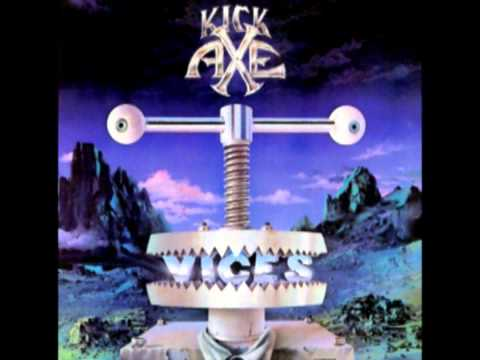 Kick Axe - Heavy Metal Shuffle