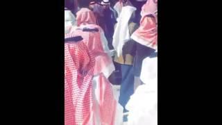 فيديو | إخلاء التليفزيون السعودي إثر حريق شب في أحد أدواره.. وتوقف بث بعض القنوات