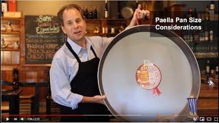 How To Choose A Paella Pan By La Tienda