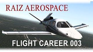 Flight Career 003 - Flight Sim X - Cessna 172 from KPDX to KMYV